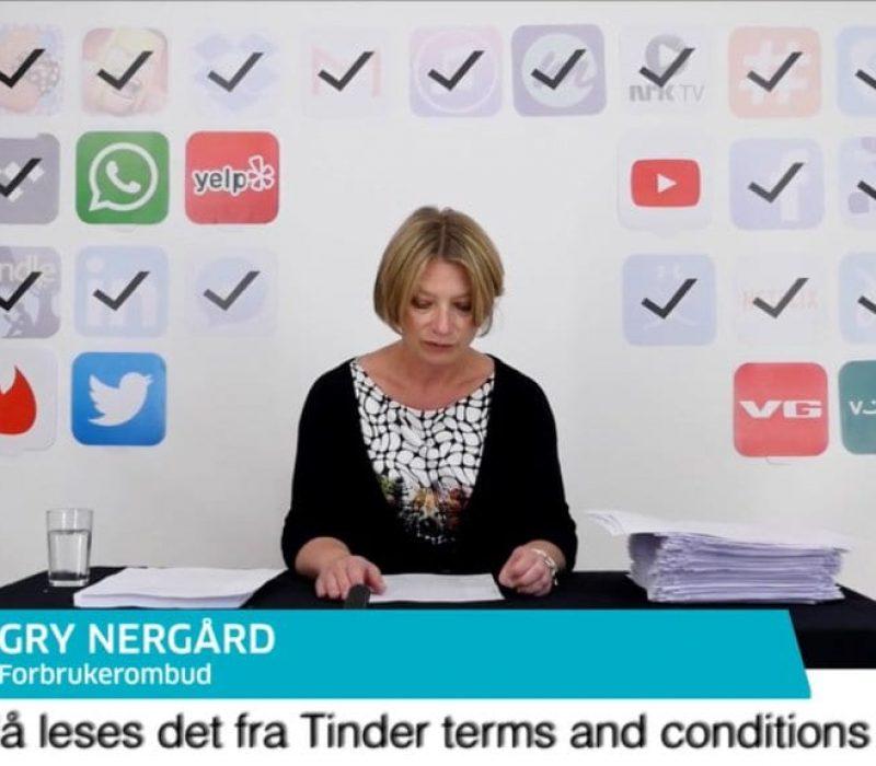 Demands that Tinder makes changes