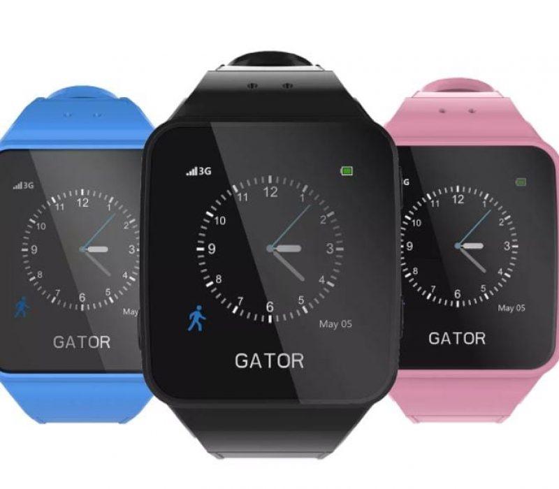 Store endringer i GPS-klokker til barn
